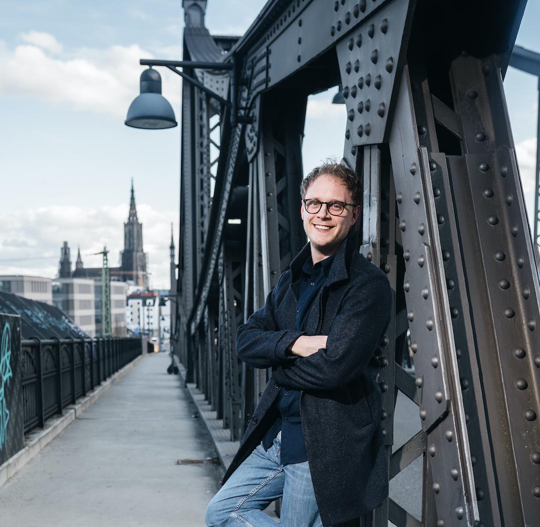 Marcel Emmerich wird in drei Wochen Bundestagsabgeordneter
